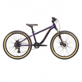 Go to the product MTB bike Kona Honzo 24 gloss ultraviolet 2020