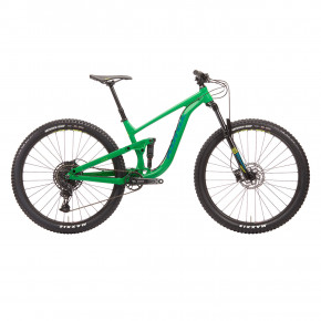 Go to the product MTB bike Kona Process 134 AL 29 gloss green 2020