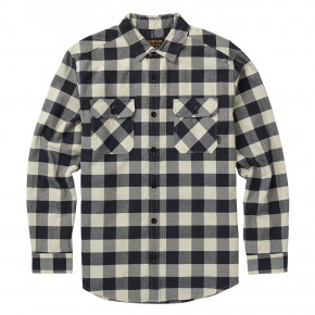 Go to the product Shirt Burton Brighton Flannel canvas heather buffalo plaid 2019/2020