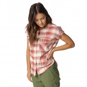 Go to the product Shirt Burton Wms Darcie canvas stella plaid 2018
