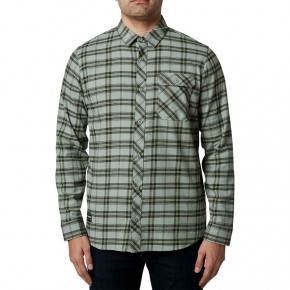 Go to the product Shirt Fox Boedi Ls Flannel eucalyptus 2020