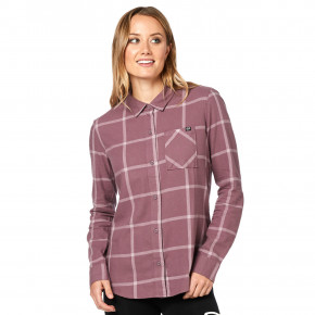 Go to the product Shirt Fox Roost Flannel purple 2019