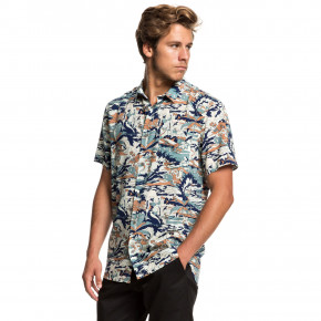 Go to the product Shirt Quiksilver Feeling Fine Ss stormy sea feeling fine 2019