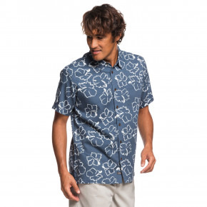 Go to the product Shirt Quiksilver Seasick Hilo orion blue 2019
