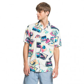 Go to the product Shirt Quiksilver Vacancy Shirt Ss snow white vacancy 2020