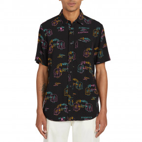 Go to the product Shirt Volcom Alienated S/s black 2020