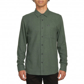 Go to the product Shirt Volcom Caden Solid LS dark pine 2018