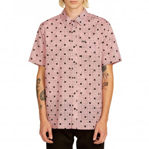Przejść do produktu Koszula Volcom Crossed Up Ss light mauve 2019
