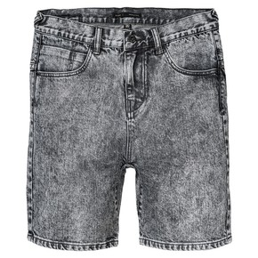 Go to the product Shorts Globe Lo Slung Select Denim acid grey 2017