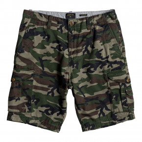 Go to the product Shorts Quiksilver Crucial Battle camo print crucial battle 2019