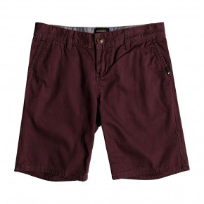 Prejsť na produkt Kraťasy Quiksilver Everyday Chino Light Short Youth vineyard wine 2018