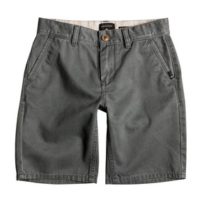 Prejsť na produkt Kraťasy Quiksilver Everyday Chino Short Aw Youth dark shadow 2017