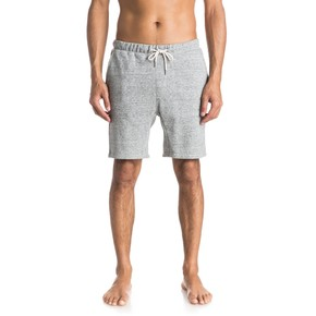 Přejít na produkt Kraťasy Quiksilver Fonic Fleece Short medium grey heather 2016