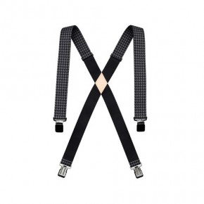 Go to the product Braces Arcade Jessup houndstooth/black 2020