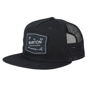 Go to the product Cap Burton Bayonette true black 2017/2018