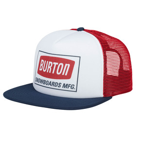 Go to the product Cap Burton I-80 Trucker indigo 2017/2018