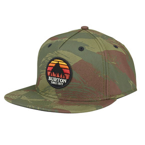 Go to the product Cap Burton Underhill brush camo 2017/2018