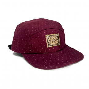 Prejsť na produkt Cult Of The Road Rise 5Panel maroon 2020