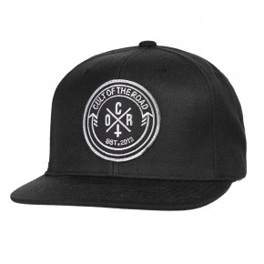 Go to the product Cult Of The Road Shadow Snapback black 2021