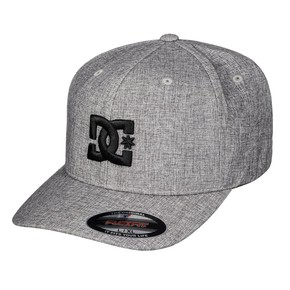 Go to the product Cap DC Capstar Tx light grey heather 2017