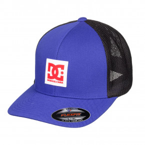 Go to the product Cap DC Mesher Trucker nautical blue 2019