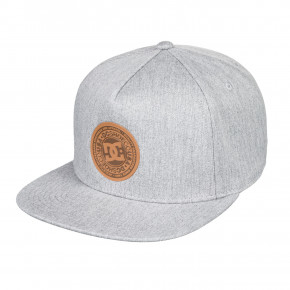 Go to the product Cap DC Reynotts heather charcoal 2019