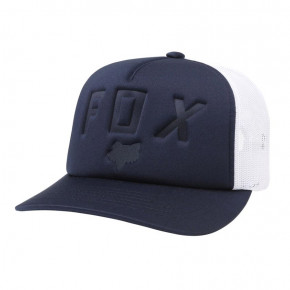 Prejsť na produkt Šiltovka Fox Foaming At The Moth Snapback light indigo 2018