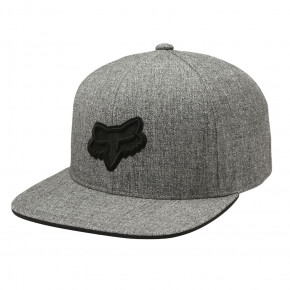 Go to the product Cap Fox Legacy Snapback heather grey 2019