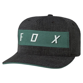 Prejsť na produkt Šiltovka Fox Set In Flexfit heather black 2017