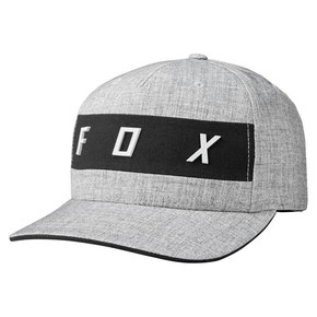 Prejsť na produkt Šiltovka Fox Set In Flexfit heather grey 2017
