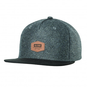 Go to the product Cap Globe Woodford Snapback smoke 2018
