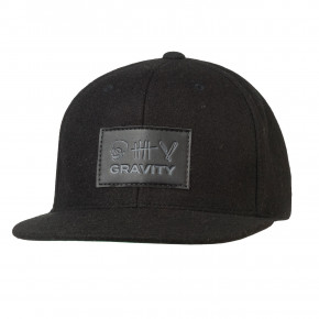 Go to the product Cap Gravity Contra Winter black wool 2018/2019
