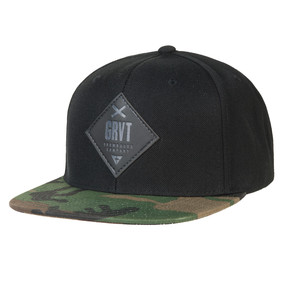Go to the product Cap Gravity Marshall black/green camo 2017/2018
