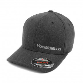 Go to the product Cap Horsefeathers Beckett heather black 2017/2018