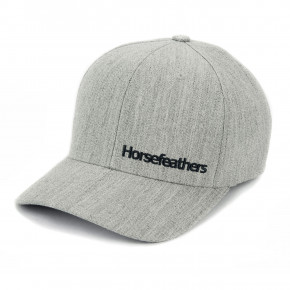 Go to the product Cap Horsefeathers Beckett heather gray 2018/2019