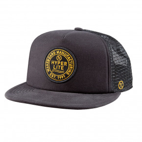 Go to the product Cap Hyperlite Classic Trucker black 2020