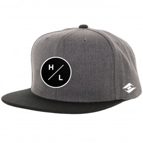 Go to the product Cap Hyperlite Icon Snapback black/grey 2018