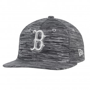 Přejít na produkt Kšiltovka New Era Boston Red Sox 9Fifty grey/black/graphite 2018