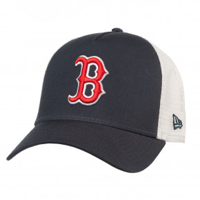 Přejít na produkt Kšiltovka New Era Boston Red Sox Aframe Trucker black/white/red 2018