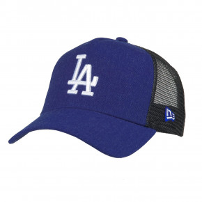 Przejść do produktu Czapka z daszkiem New Era Los Angeles Dodgers Seasnl Trckr heather light royal/optic white 2018