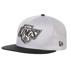 Přejít na produkt Kšiltovka New Era Los Angeles Kings 9Fifty Nhl Co. grey/black 2016