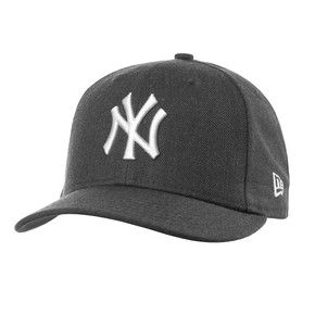 Prejsť na produkt Šiltovka New Era New York Yankees 59Fifty Heather grey/white 2017