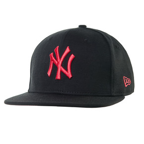 Go to the product Cap New Era New York Yankees 9Fifty Jersey black/lavender 2017