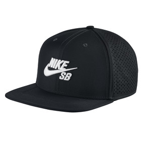 Go to the product Cap Nike SB Aero Pro black/black/black/white 2017