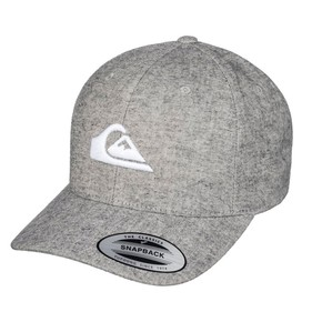 Prejsť na produkt Šiltovka Quiksilver Decades Plus light grey heather 2017