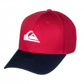 Go to the product Cap Quiksilver Decades rio red 2018