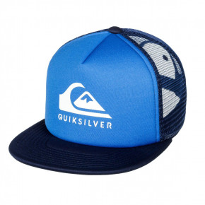 Go to the product Cap Quiksilver Foamslay bright cobalt 2018