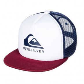 Go to the product Cap Quiksilver Foamslay white 2018