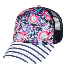 Go to the product Cap Roxy Just Ok anthracite tropical dream 2018