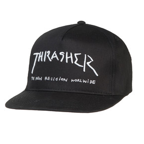 Go to the product Cap Thrasher New Religion black 2017